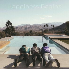 Happiness Begins LP by Jonas Brothers 2Record