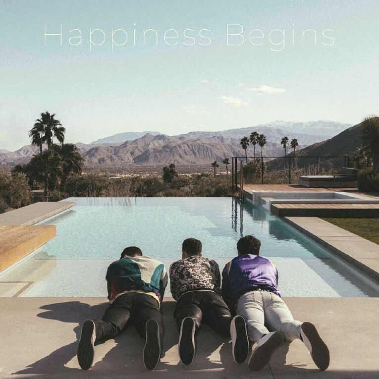 Happiness Begins LP by Jonas Brothers 2Record, , hi-res