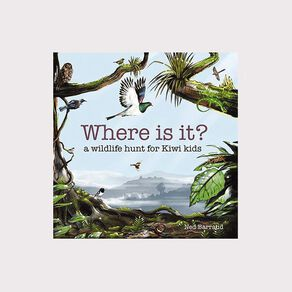 Where is it? by Margie Thomson