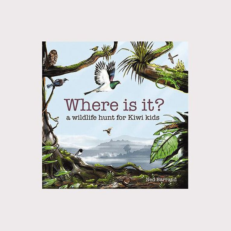 Where is it? by Margie Thomson, , hi-res image number null