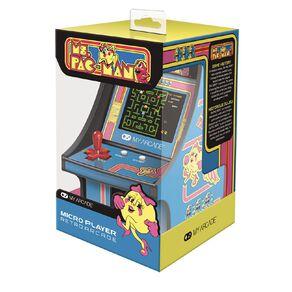 MyArcade Retro Ms Pac-man Micro Player
