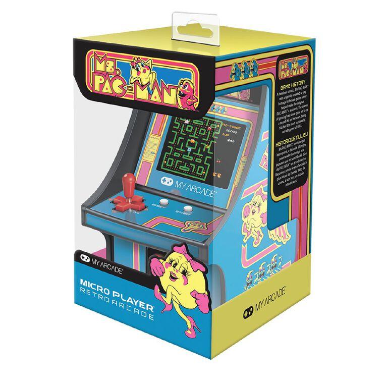 MyArcade Retro Ms Pac-man Micro Player, , hi-res
