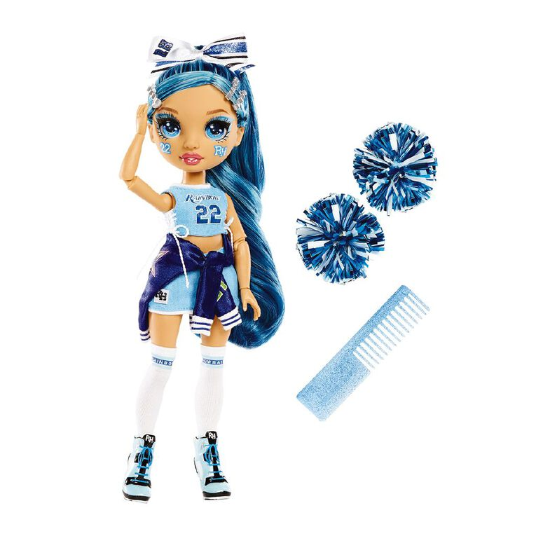 Rainbow High Cheer Doll 2 Assorted, , hi-res