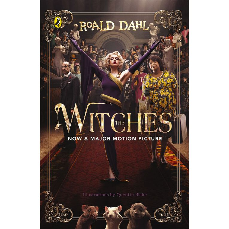 The Witches FTI by Roald Dahl N/A, , hi-res