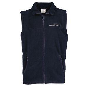 Schooltex Kaikoura Suburb Polar Fleece Vest with Embroidery