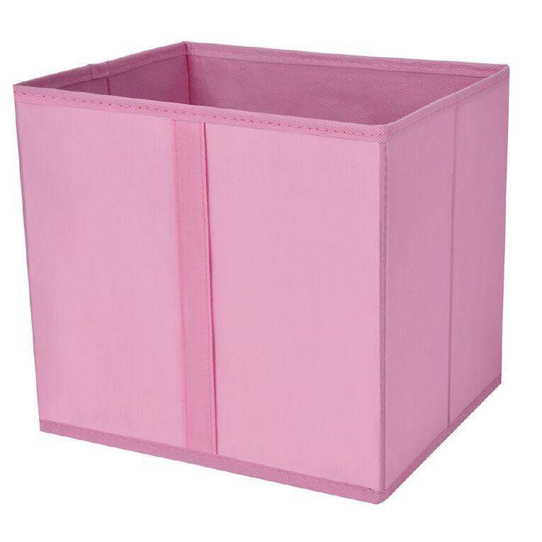 Living & Co Mia Bookcase Storage Insert Pink, , hi-res