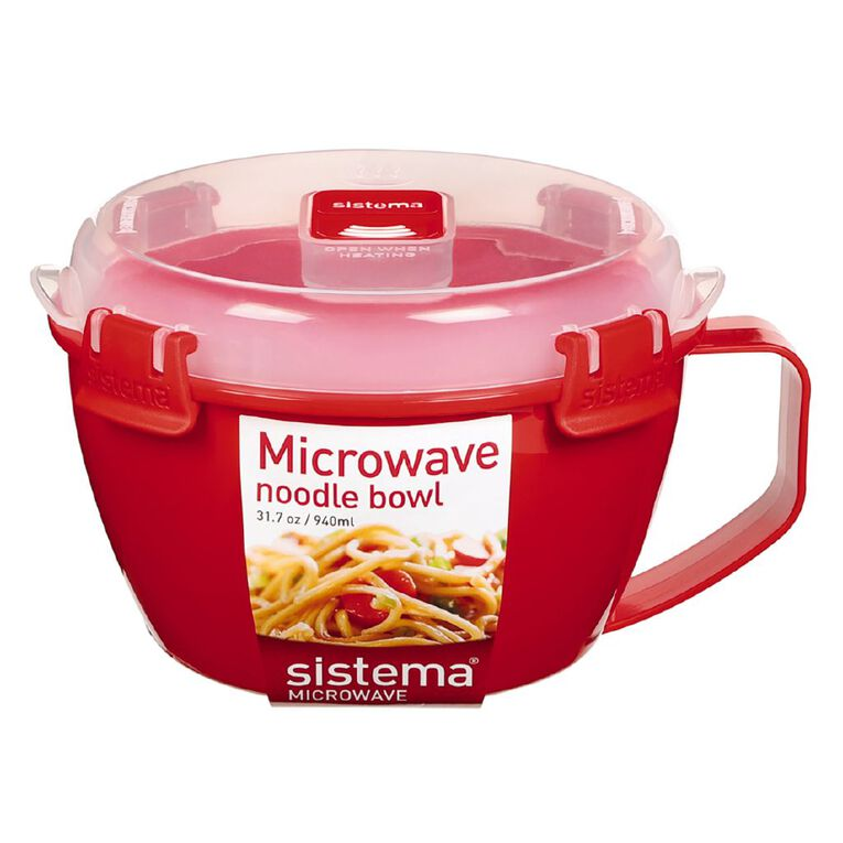 Sistema Klip It Microwave Noodle Bowl, , hi-res