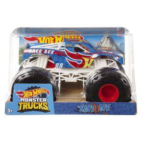 Hot Wheels Monster Trucks 1:24 Scale Diecast Truck Assorted