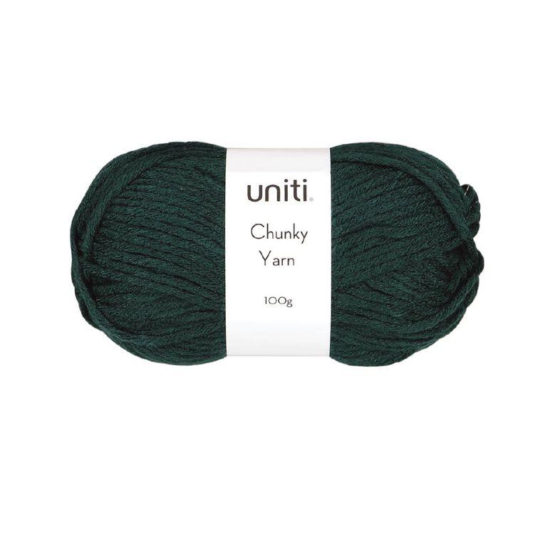 Uniti Yarn Chunky 100g Botanical, , hi-res