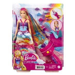 Barbie Dreamtopia Hair Princess Feature Doll