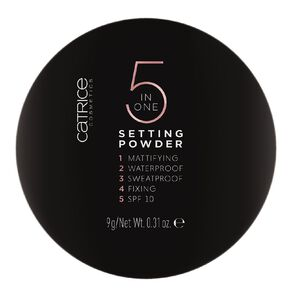 Catrice 5 in 1 Setting Powder 010
