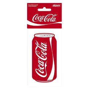 Coca-Cola Car Air Freshener Original Can