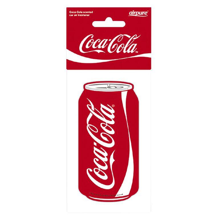 Coca-Cola Car Air Freshener Original Can, , hi-res