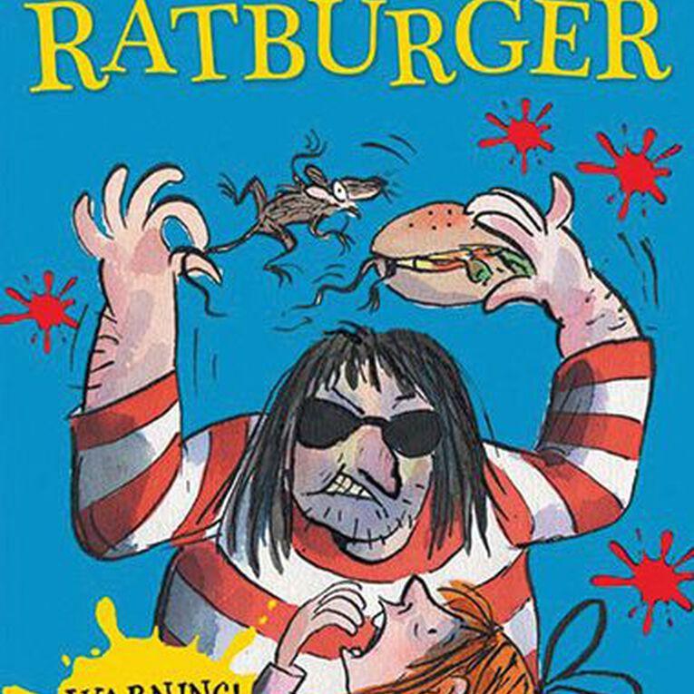 Ratburger by David Walliams, , hi-res