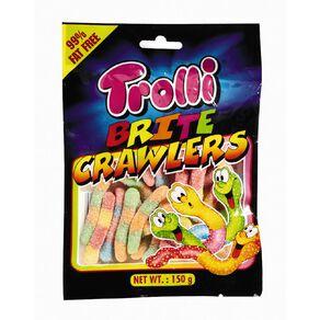Trolli Brite Crawlers 150g