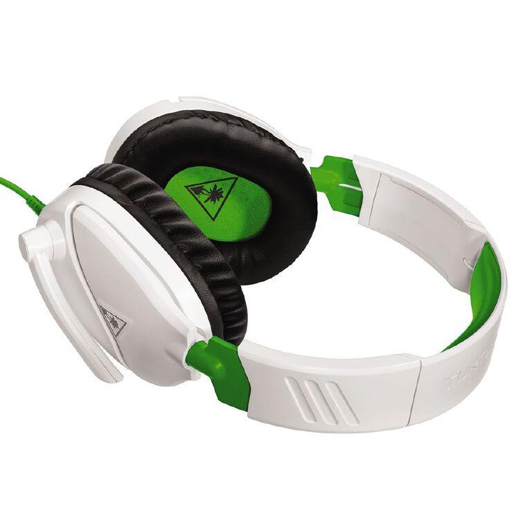 Turtle Beach Headset Recon 70X XB1 White, , hi-res