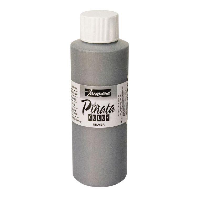 Jacquard Pinata Alcohol Ink 118.29ml Silver, , hi-res