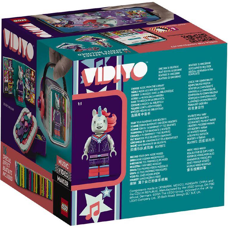 LEGO VIDIYO Unicorn DJ BeatBox 43106, , hi-res