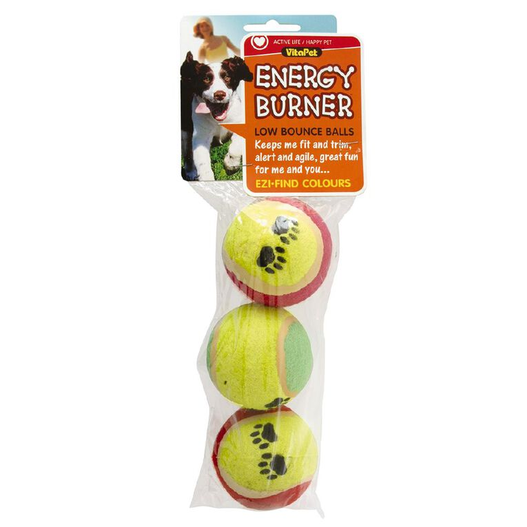 Vitapet Energy Burner 3pk Balls, , hi-res