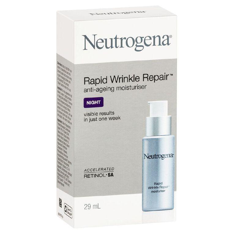 Neutrogena Rapid Wrinkle Repair Night Cream29ml, , hi-res