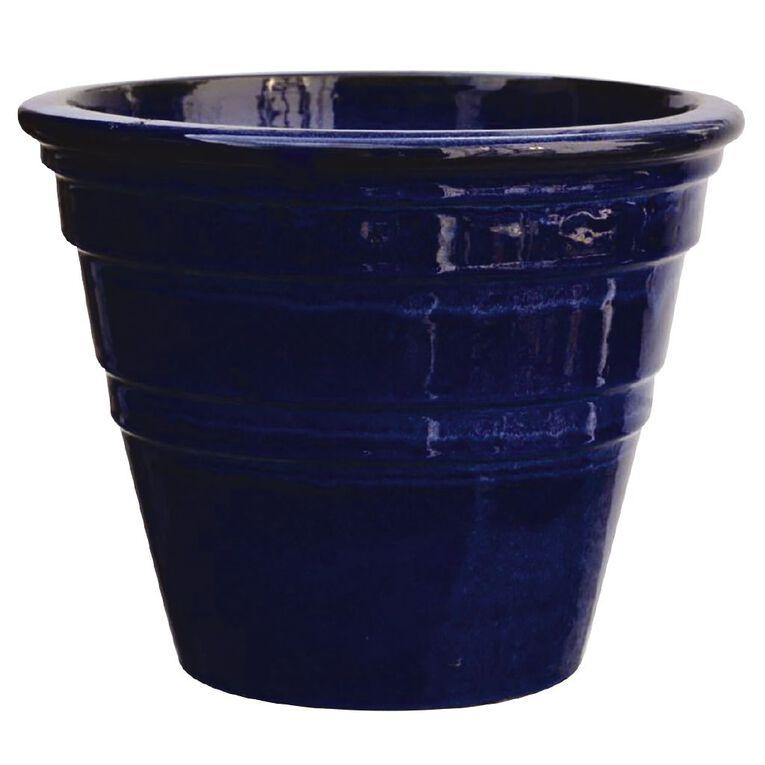 Kiwi Garden Bingo Pot Blue 36cm, , hi-res