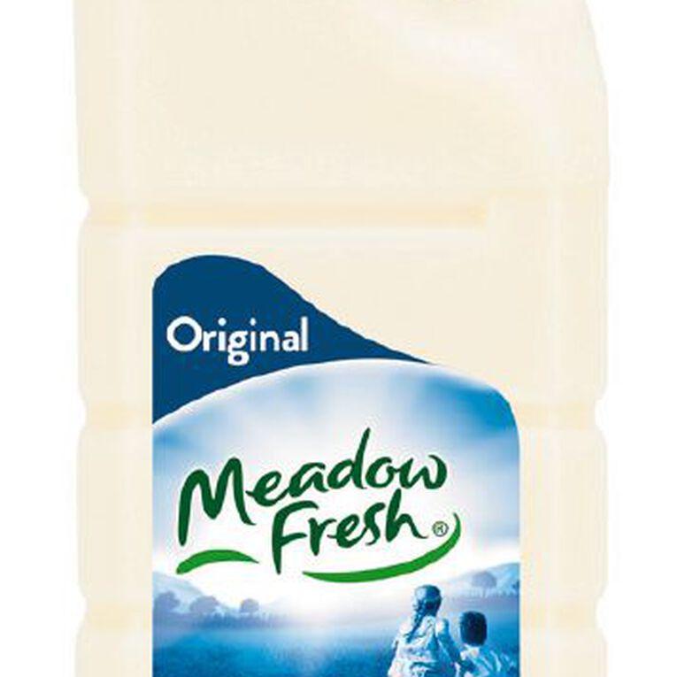 Meadow Fresh Original Milk 1L Plastic, , hi-res