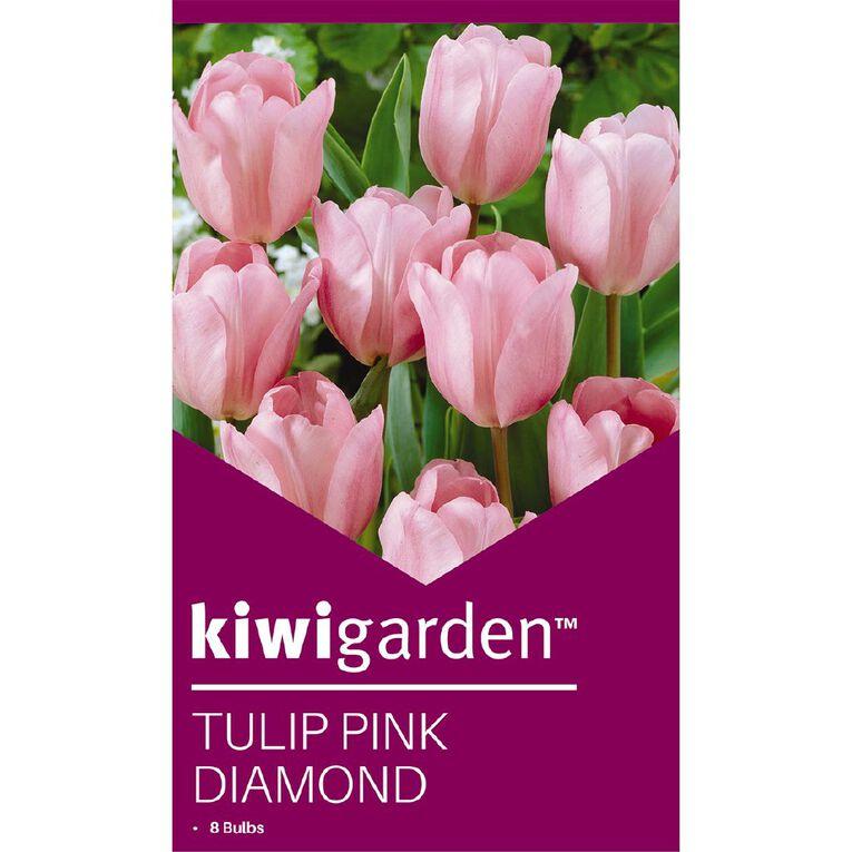 Kiwi Garden Tulip Pink Diamond 8PK, , hi-res