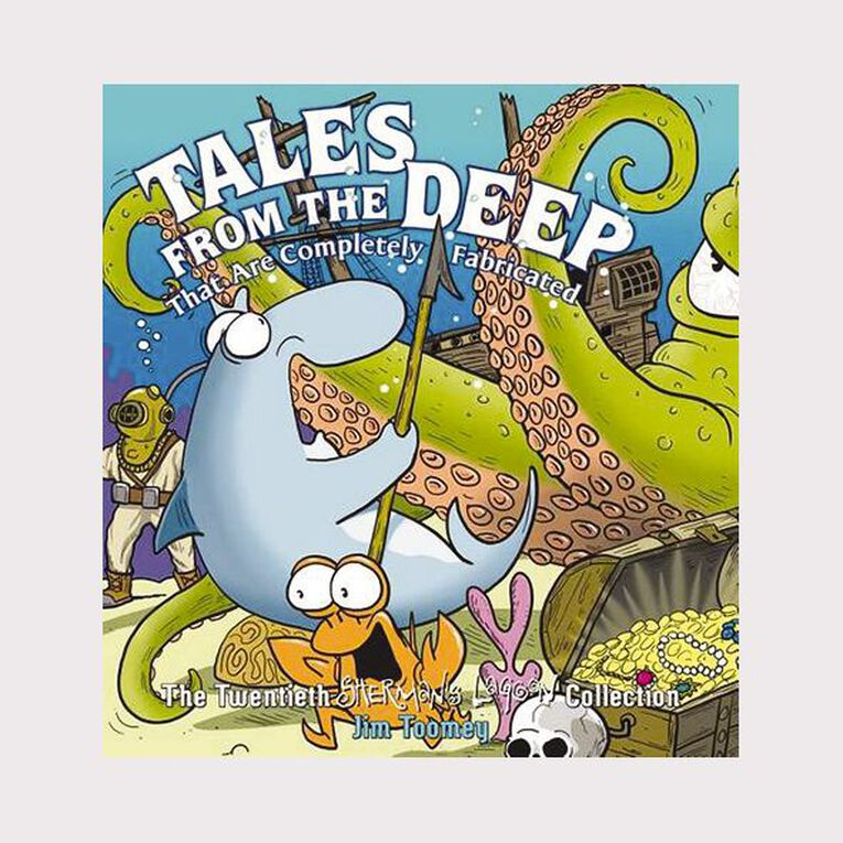 Tales From the Deep: That Are Completely Fabricated by Jim Toomey, , hi-res