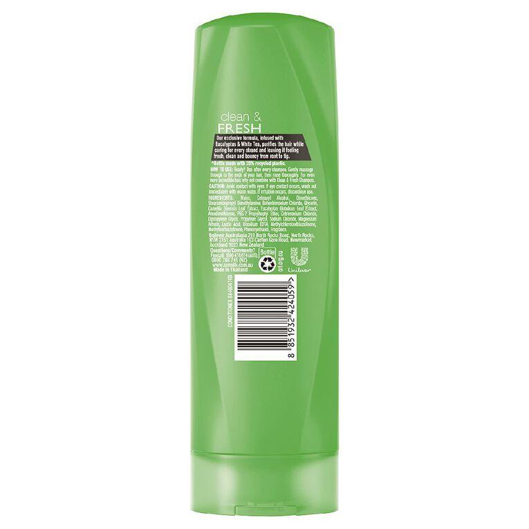 Sunsilk Conditioner Clean & Fresh 350ml, , hi-res