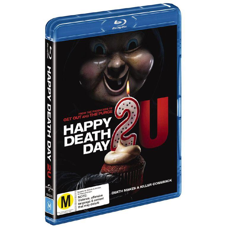 Happy Death Day 2U Blu-ray 1Disc, , hi-res