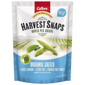 Calbee Harvest Snaps Original Salted 93g