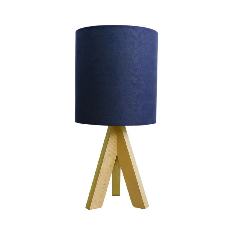 Living & Co Lilou Table Lamp Blue, , hi-res