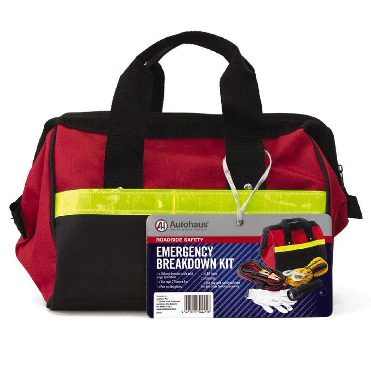 Autohaus Emergency Breakdown Kit, , hi-res