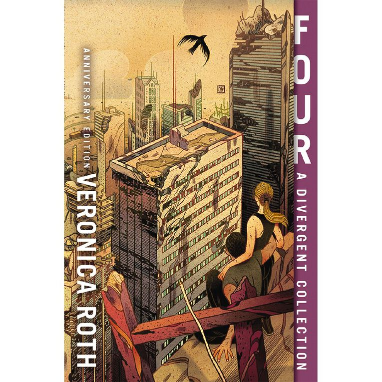 Four A Divergent Collection: 10th Anniversary Ed by Veronica Roth, , hi-res