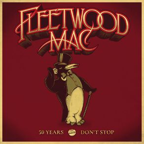 50 Years Don't Stop CD by Fleetwood Mac 1Disc