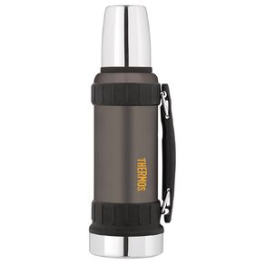 Thermos Insulated Work Flask Grey 1.2L