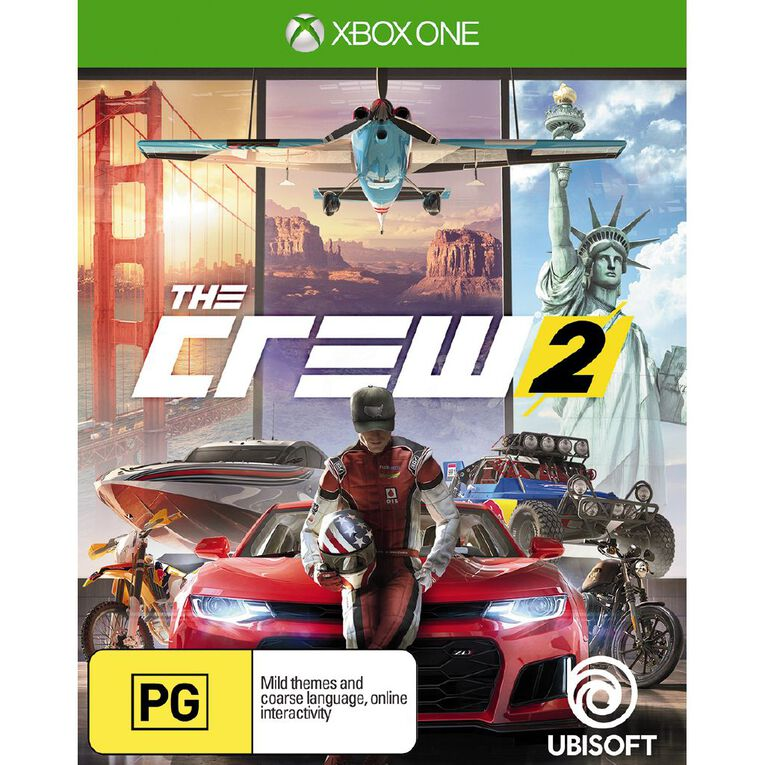 XboxOne The Crew 2, , hi-res