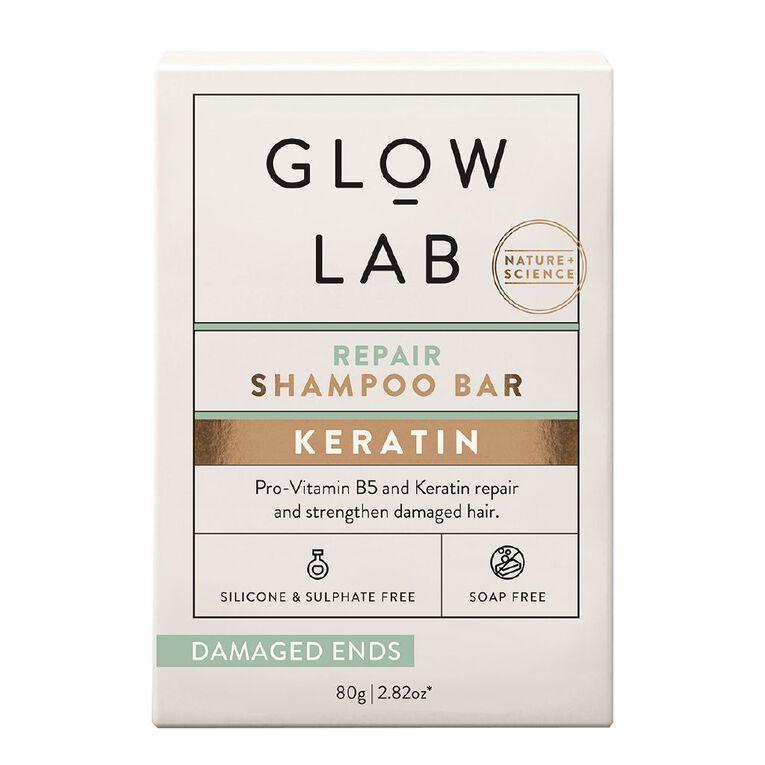 Glow Lab Hair Bar Shampoo Repair 80g, , hi-res