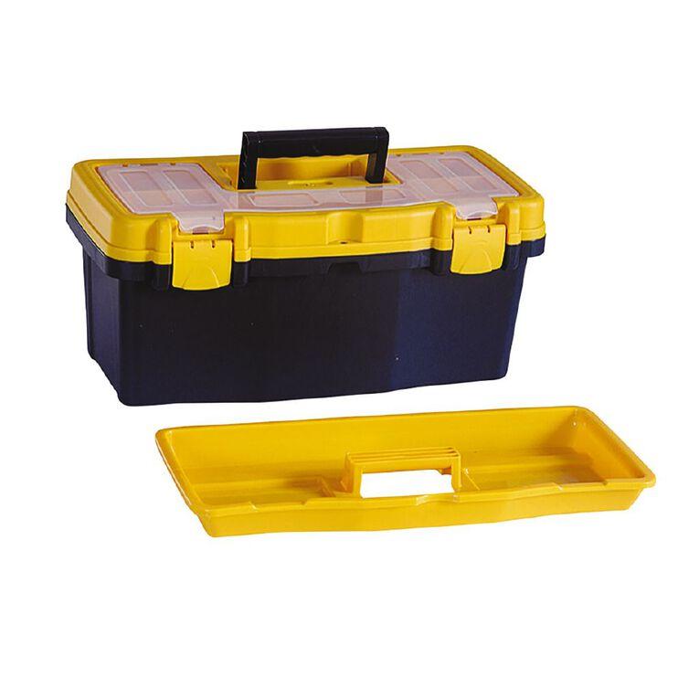 Toolbox Yellow 40cm, , hi-res