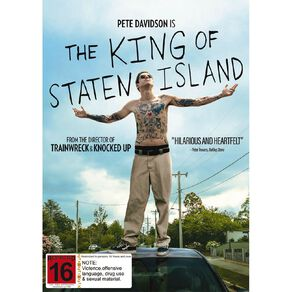 The King Of Staten Island DVD 1Disc