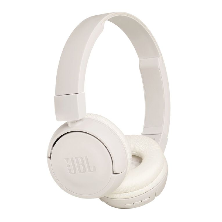 JBL T450 Bluetooth Headphones White, , hi-res image number null