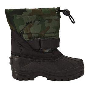 Young Original Kids' Walt Snow Boots