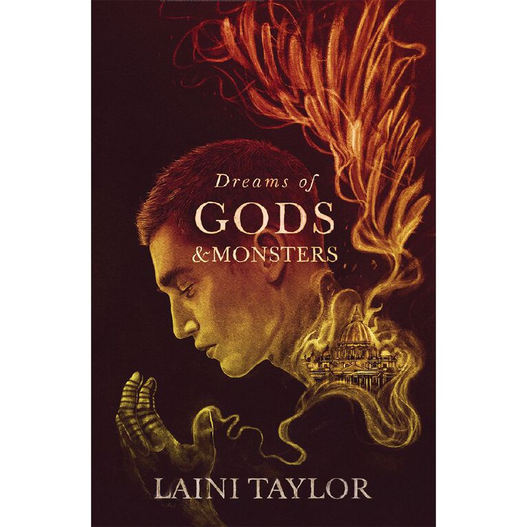 Smoke & Bone #3 Dreams of Gods and Monsters by Laini Taylor N/A, , hi-res