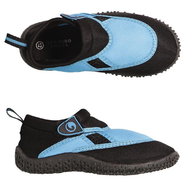 Young Original Chris Aqua Socks, Turquoise, hi-res