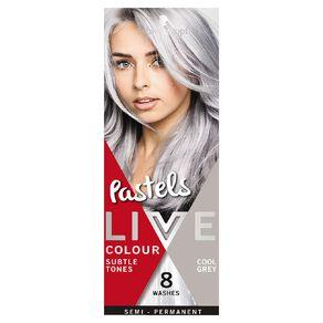 Schwarzkopf LIVE Colour Pastels Cool Grey