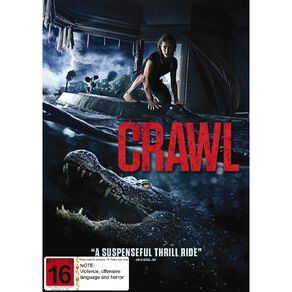 Crawl DVD 1Disc