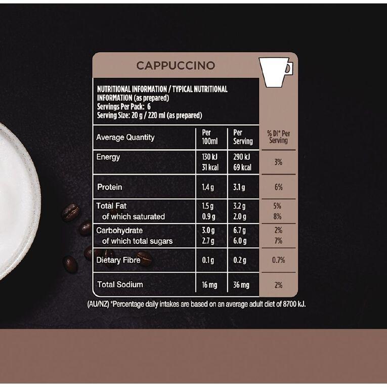 Starbucks Dolce Gusto Cappuccino 12 Capsules, , hi-res