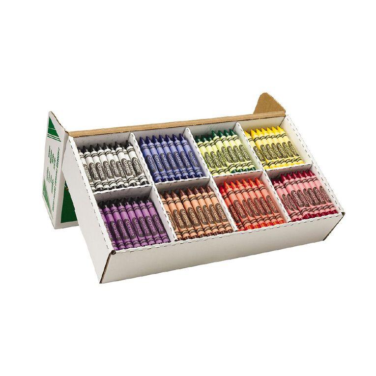 Crayola Large Crayons Classpack 400 Pack, , hi-res