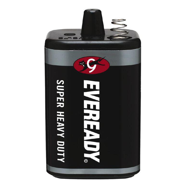 Eveready Super Heavy Duty Lantern Battery 6 Volt, , hi-res