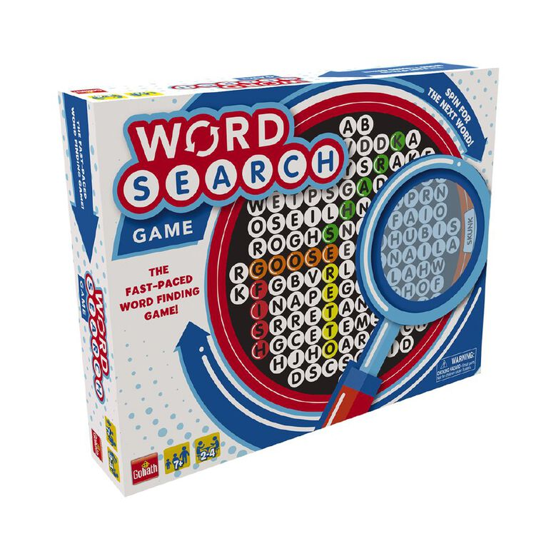 Word Search, , hi-res